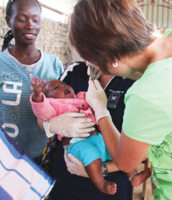 Vrystaters help die Caprivi se mense