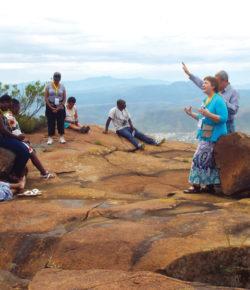 Op 'n gebedsafari deur Suid-Afrika
